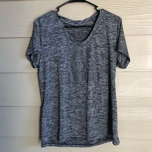 Under Amour Grey Loose Fit T-Shirt
